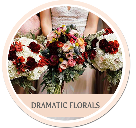 Dramatic Florals