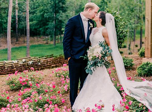 Sommerville Wedding - Elements Catering Floral Design