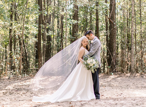 Rutledge Wedding - Catering and Florals by Elements